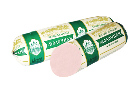 Sausage premium «Milky new» chilled